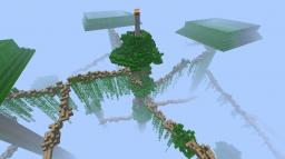 The Jungle Games (Hunger Games map) Minecraft Project