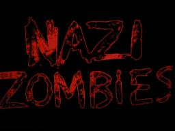 Nazi Zombies (WORKING GAME!) Minecraft Map & Project