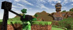 Creepers Revenge: #3 Airborne Minecraft Map & Project