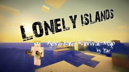 Lonely Islands - Adventure / Survival - Map Minecraft Map & Project
