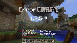 ErrorCraft Minecraft Texture Pack