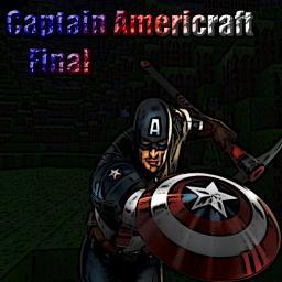 Captain Americraft Final!!!! Minecraft Texture Pack