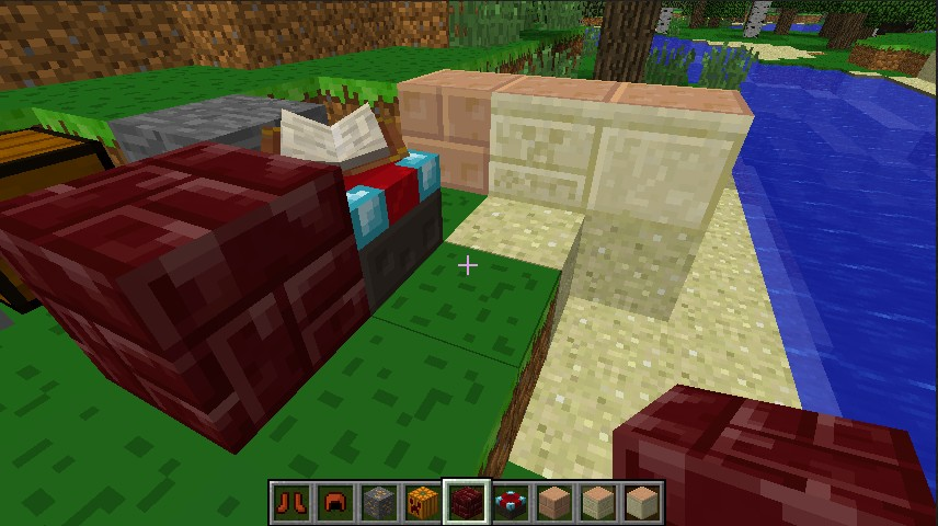 updated sandstones etc.