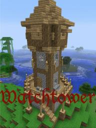 Detailed watchtower-download Minecraft Map & Project