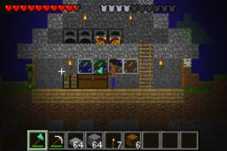 2D Minecraft (Videos) (Terraria Like) Minecraft Blog