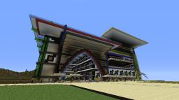 Shopping Center Mall Minecraft