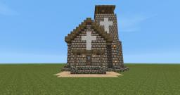 Chapel Minecraft Map & Project