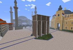 School Project: Tribute to Bosnian Genocide Minecraft Map & Project