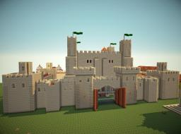 The Duchal Palace from Baldur's Gate [Complete][1.2.5] Minecraft Map & Project
