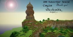 Corcius Watchtower ~200 Subscriber Special Minecraft Map & Project