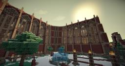 Athery's Ascended: The Vrovona Barracks Minecraft Project