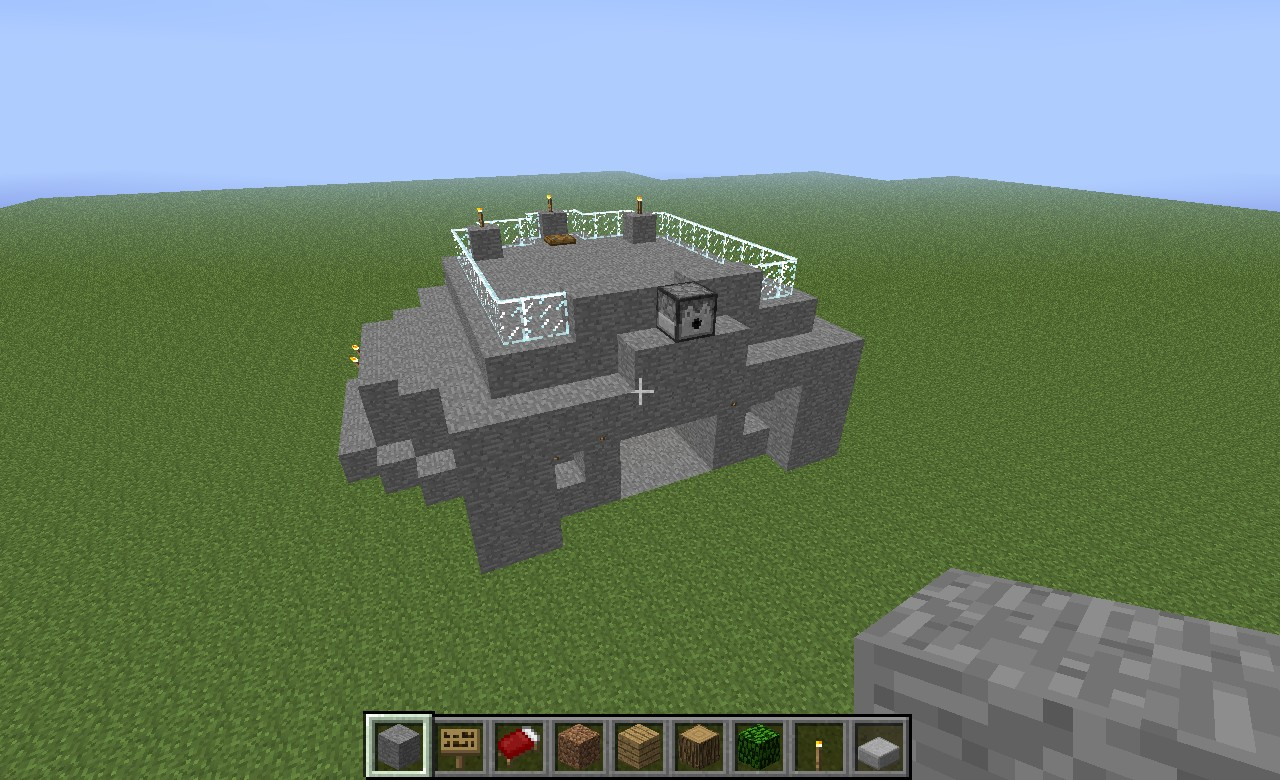 Military Bunker Minecraft Project
