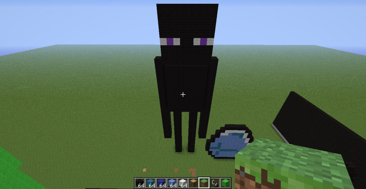 enderman statueHow To Make An Enderman Statue