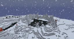 Hunger Games Arena [Winter] Minecraft Map & Project