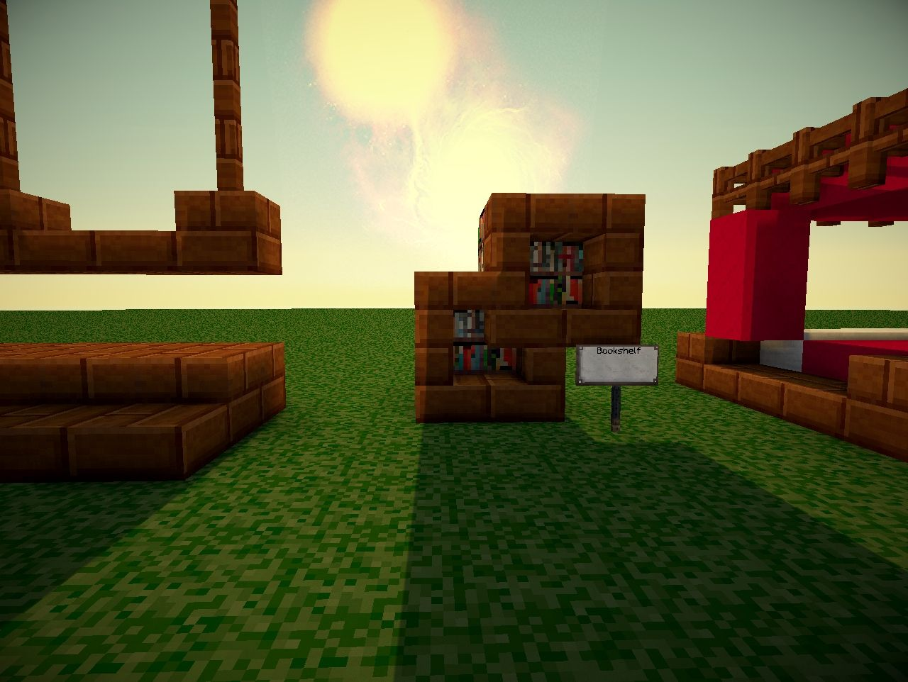 Wonderful image of Modern Furnishing Tips Minecraft Project with #6F2410 color and 1280x962 pixels
