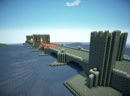 Wyrm's Crossing Bridge from Baldur's Gate [Finished][1.2.5] Minecraft Map & Project