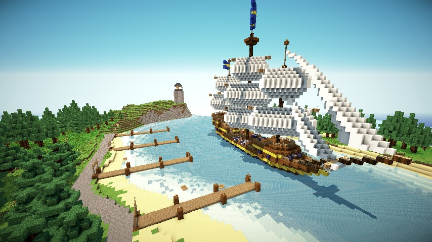 The Main Port!