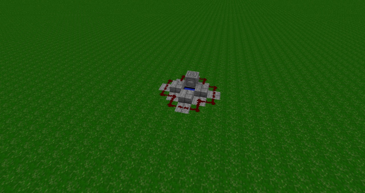 how to make a simple tnt cannon in minecraft