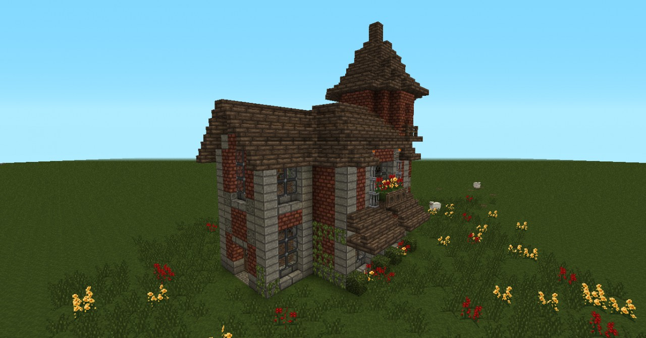 Minecraft Victorian House Related Keywords Suggestions Minecraft