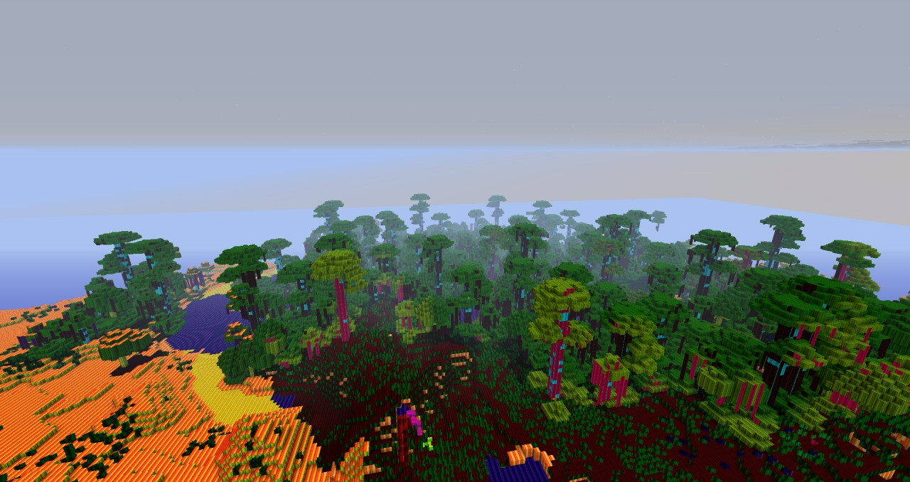 Graphics For Minecraft