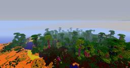 rainbow craft 256x156 advanced graphics for minecraft 1.2.5 Minecraft Texture Pack