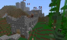 French Castle Minecraft Map & Project