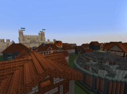 Baldur's Gate City MEGAproject Minecraft
