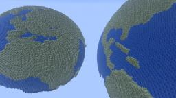 Celestial Objects: Now with more asteroids! Minecraft Map & Project
