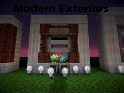 How to Make A Modern Exterior Minecraft Blog Post