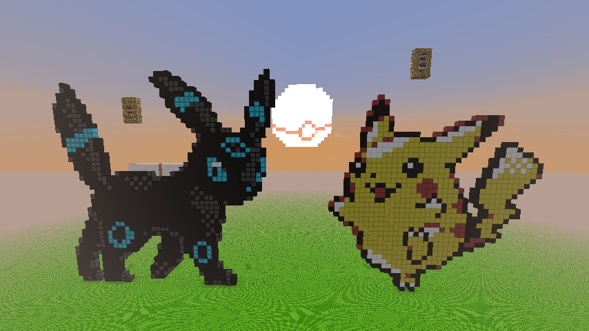 Another Pixelart Project Minecraft Project