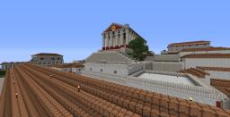 Classical Antiquity - Version 0.8 (Beta/WIP/Basic 1.4 Compatible) Minecraft Texture Pack