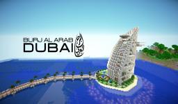 Burj Al Arab Hotel - Dubai Minecraft