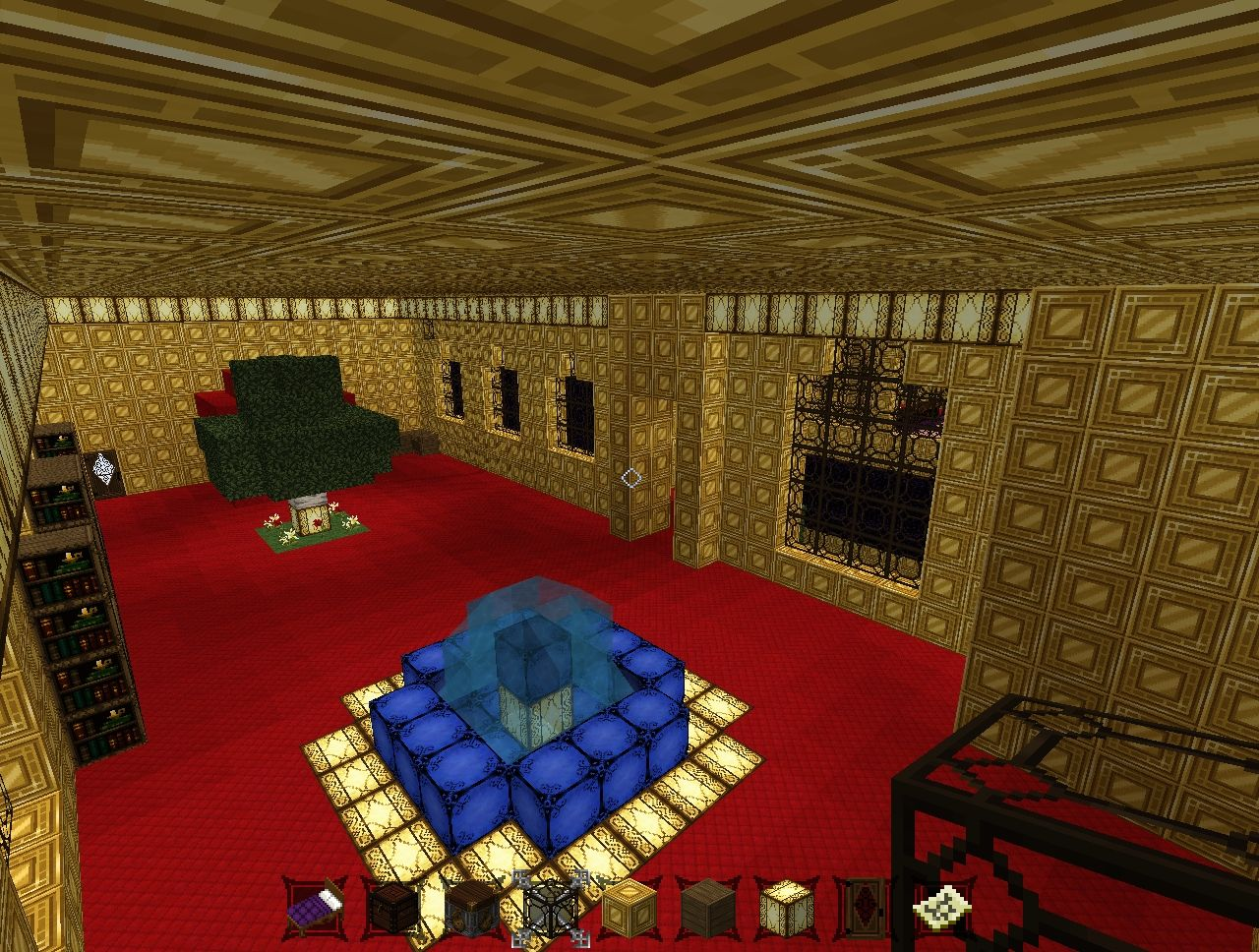 King and Queens' room