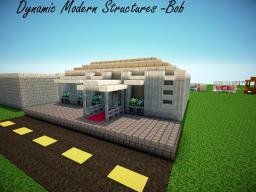 How To Make A Modern Structure (Part 3 of 3) Minecraft Blog Post
