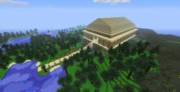 Temple of the King Minecraft Map & Project