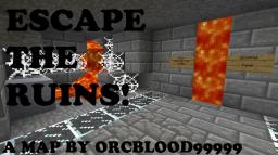 Escape The Ruins v1.0 (Map) Minecraft