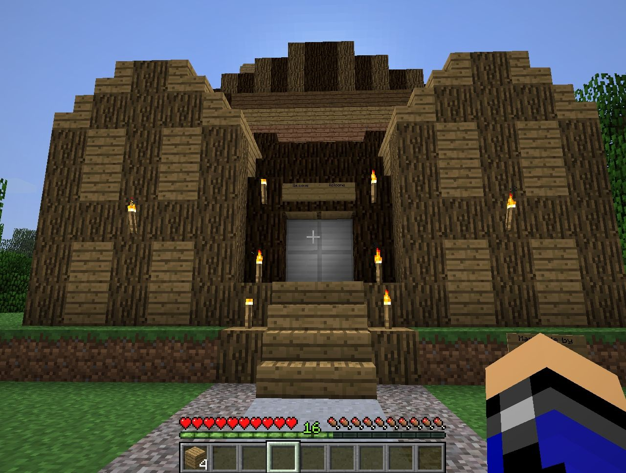 Redstone House Download Minecraft