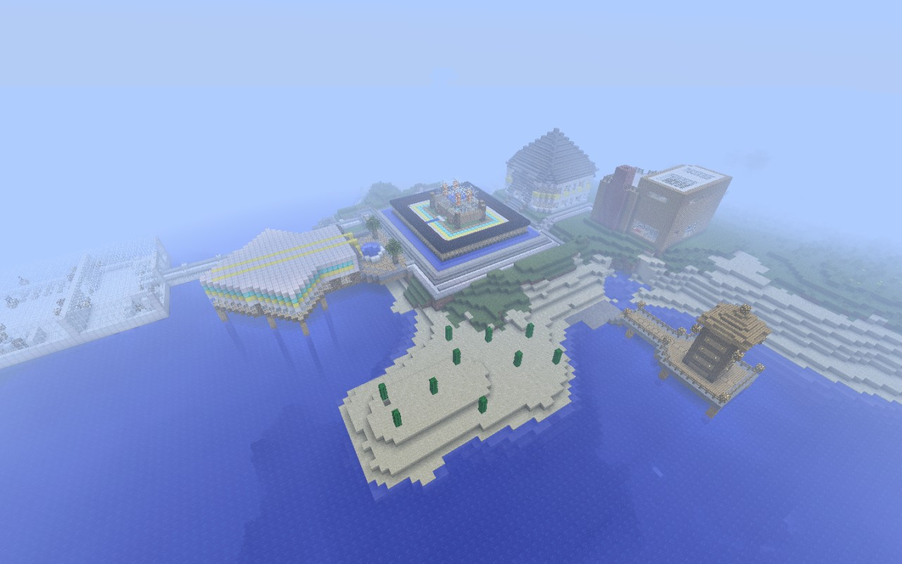 Minecraft smp trading system