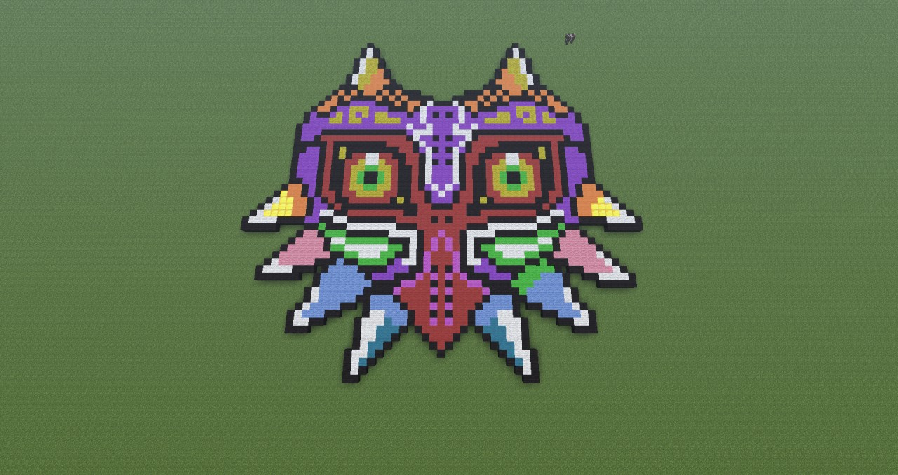 Majoras Mask Moon Giants Majora's Mask Minecraf...