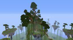 Flying Islands © Marwian & BigZane Minecraft Map & Project