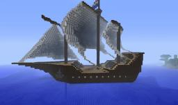 Dutch Ship Minecraft Map & Project