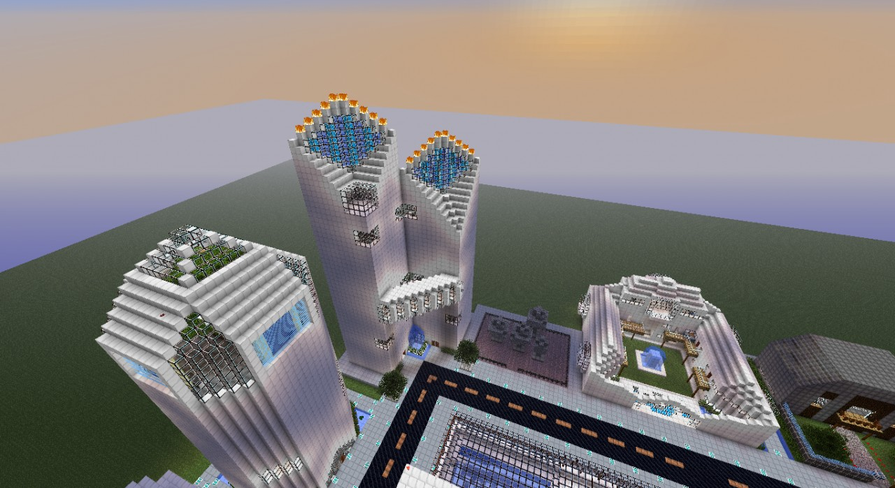 New Exotic apartments