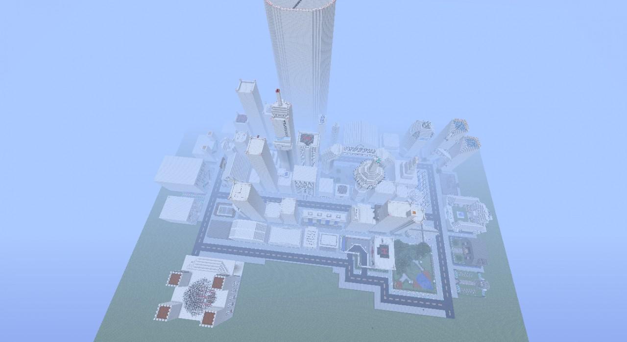 The City at 35%