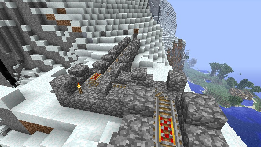 Frostair Keep Minecraft Project