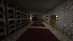 Frostair Keep Minecraft Map & Project