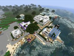 Modern House Project v0.2 by Ints12 Minecraft