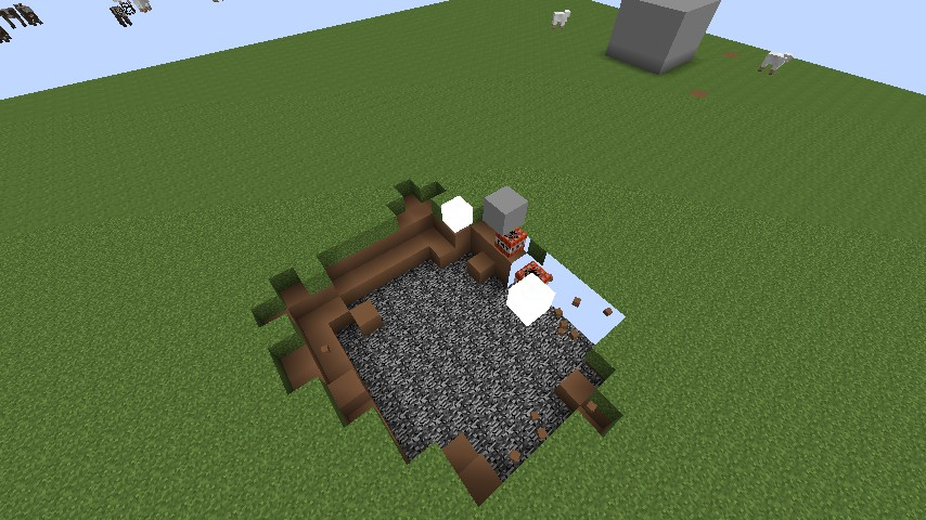 how to make a player detector in minecraft