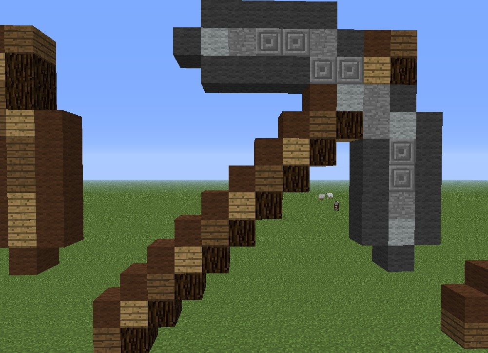 minecraft how to build tools