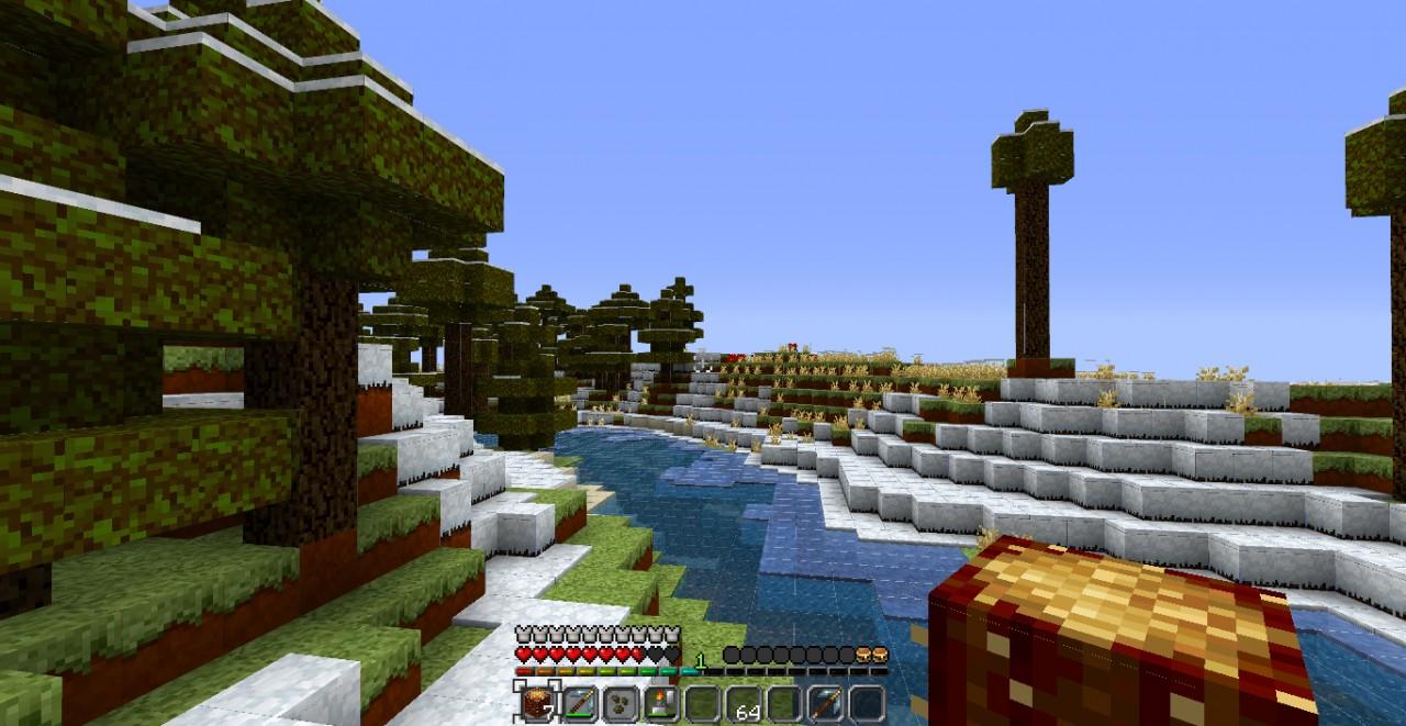 NICE CRAFT TEXTURE PACK Minecraft Texture Pack