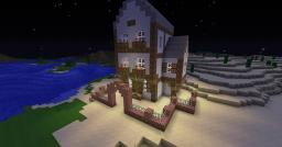 Cool midieval Home Minecraft Map & Project